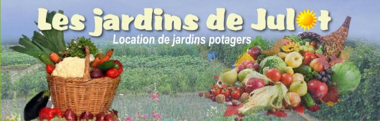 Location de jardins potagers - Les Jardins de Julot - Ballainvilliers Essonne Ile de France